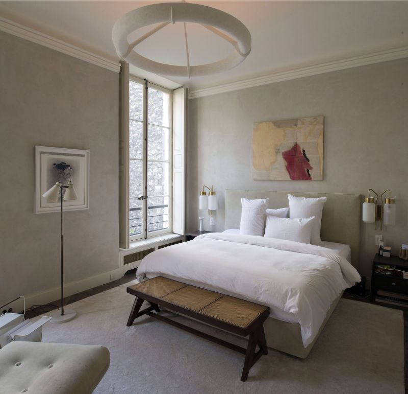 When White Means Modernity: Bedroom Design Projects By Joseph Dirand joseph dirand When White Means Modernity: Bedroom Design Projects By Joseph Dirand 02ab075d00867aef7e4c0fc72998925f