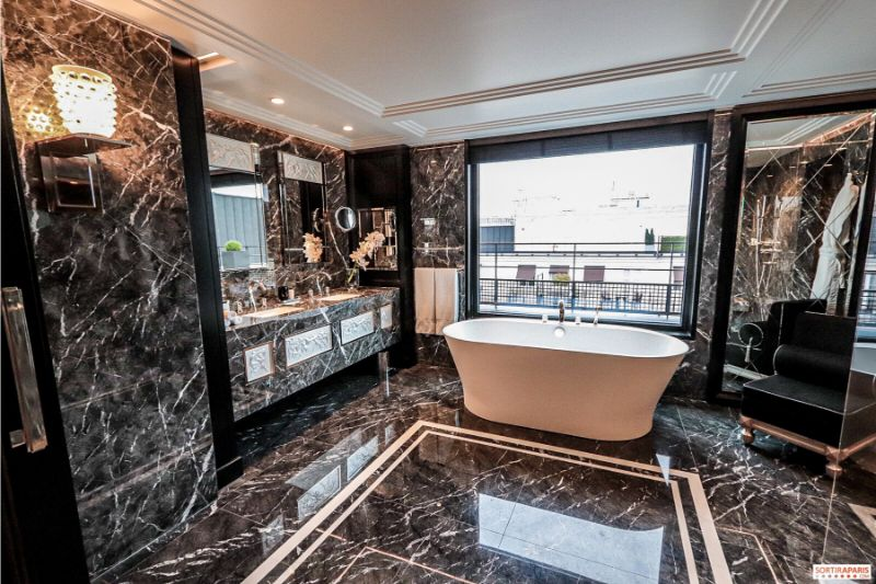 The Most Expensive Suite At Paris's Prince de Galles Hotel expensive suite The Most Expensive Suite At Paris's Prince de Galles Hotel 491767 le suite lalique by patrick hellmann au prince de galles paris les photos 10