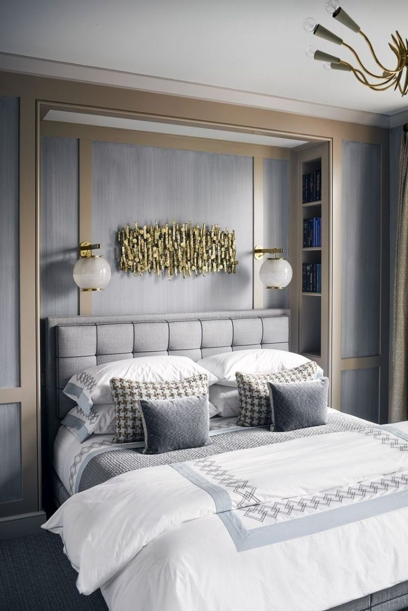 Luxury Lighting Ideas For A Modern Master Bedroom Master Bedroom Ideas