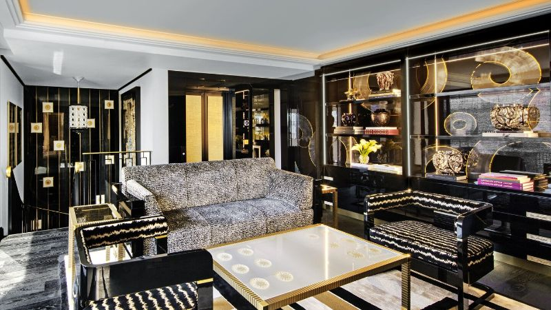 expensive suite The Most Expensive Suite At Paris's Prince de Galles Hotel arton12161 1