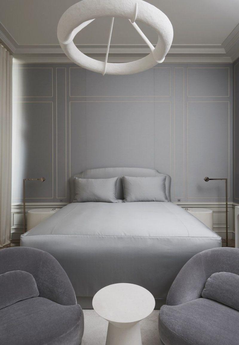 When White Means Modernity: Bedroom Design Projects By Joseph Dirand joseph dirand When White Means Modernity: Bedroom Design Projects By Joseph Dirand ee2afdab8234d27fc41b897f47baaa4b 1