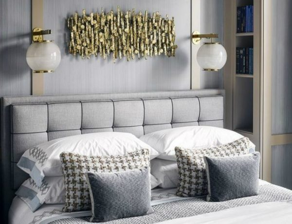 luxury lighting ideas Luxury Lighting Ideas For A Modern Master Bedroom feat 1 600x460