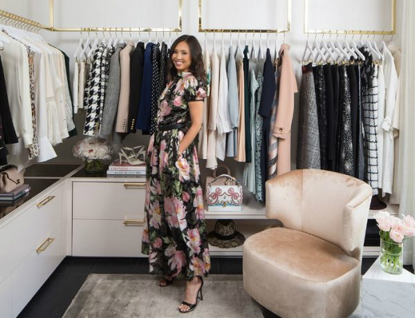 celebrity closet Lisa Adams Exposes Her Décor Secrets To Design A Celebrity Closet feat 2 600x460