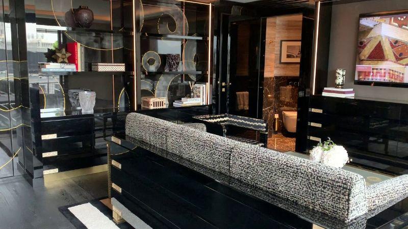 expensive suite The Most Expensive Suite At Paris's Prince de Galles Hotel maxresdefault 1