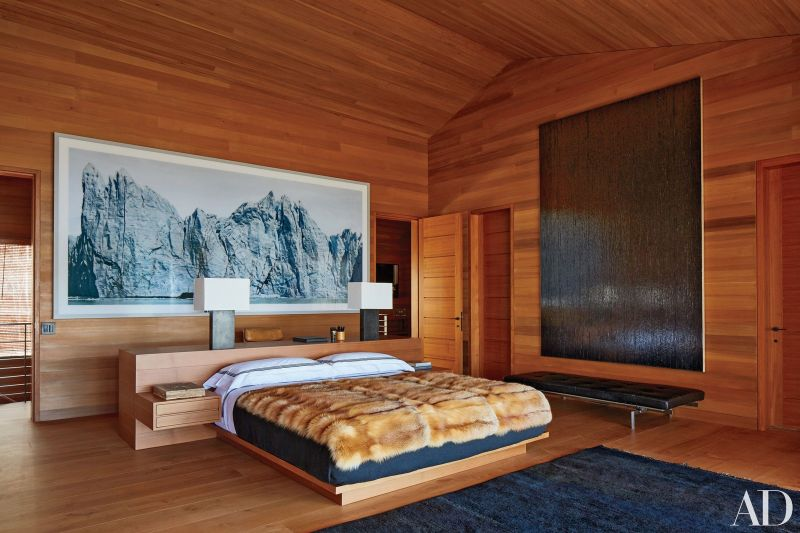 peter marino Discover Sophisticated Luxury Bedroom Design Projects By Peter Marino peter jane marino rockies home 13