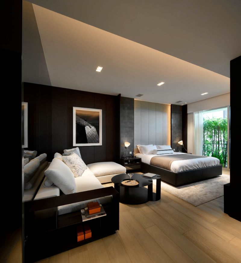 Get Inspired By 10 Modern Bedroom Design Projects For Men modern bedroom Get Inspired By 10 Modern Bedroom Design Projects For Men 10