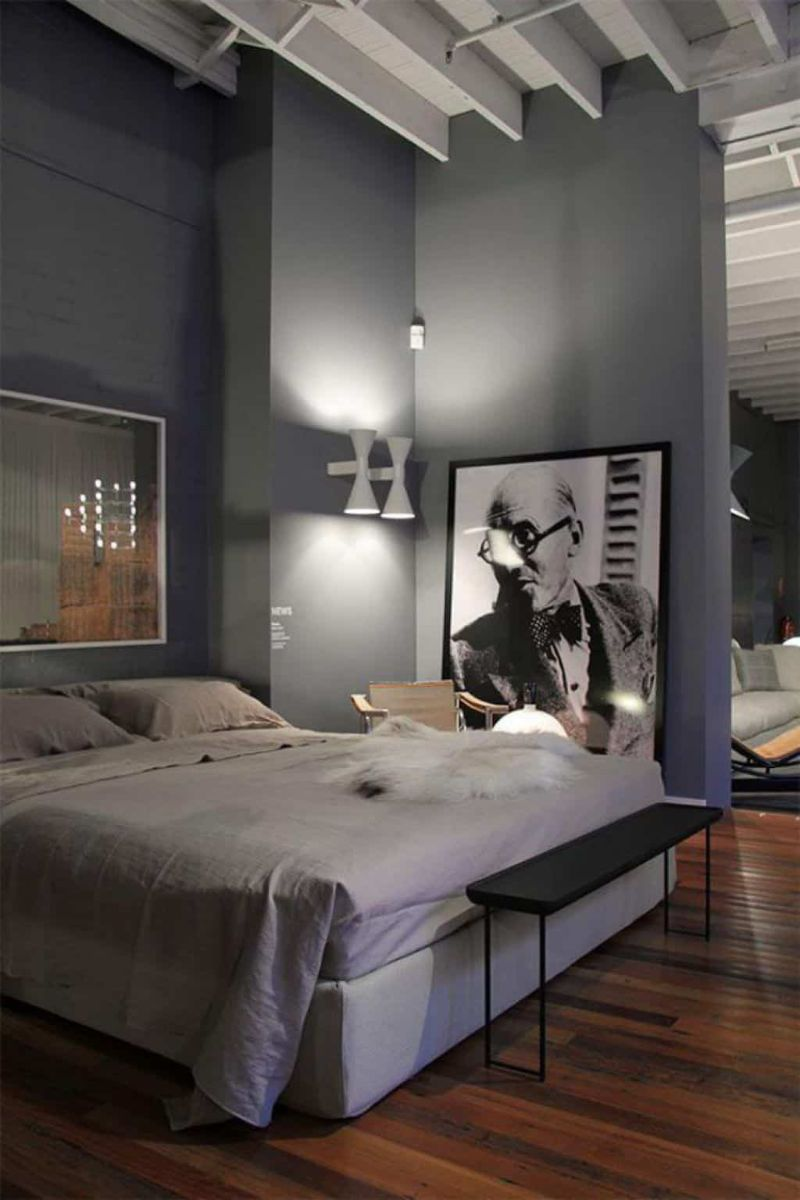 Get Inspired By 10 Modern Bedroom Design Projects For Men modern bedroom Get Inspired By 10 Modern Bedroom Design Projects For Men 4 1