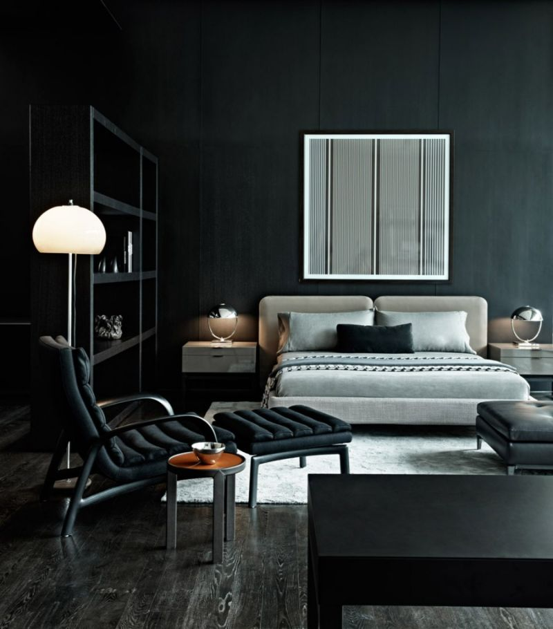 Get Inspired By 10 Modern Bedroom Design Projects For Men modern bedroom Get Inspired By 10 Modern Bedroom Design Projects For Men 5 1