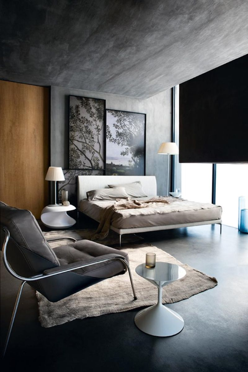 Get Inspired By 10 Modern Bedroom Design Projects For Men modern bedroom Get Inspired By 10 Modern Bedroom Design Projects For Men 9