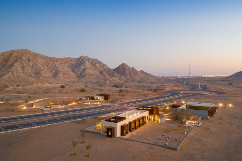 Oasis Or Mirage? Explore These Five Luxury Hotels In The Desert! luxury hotels Oasis Or Mirage? Explore These Five Luxury Hotels In The Desert! Al Faya Lodge Sharjah UAE 2