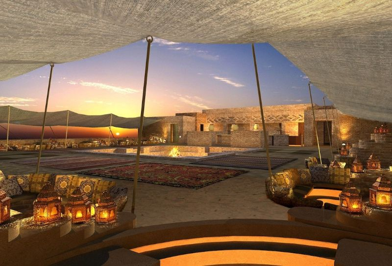 Oasis Or Mirage? Explore These Five Luxury Hotels In The Desert! luxury hotels Oasis Or Mirage? Explore These Five Luxury Hotels In The Desert! Anatara Tozeur Resort Tozeur Tunisia 2