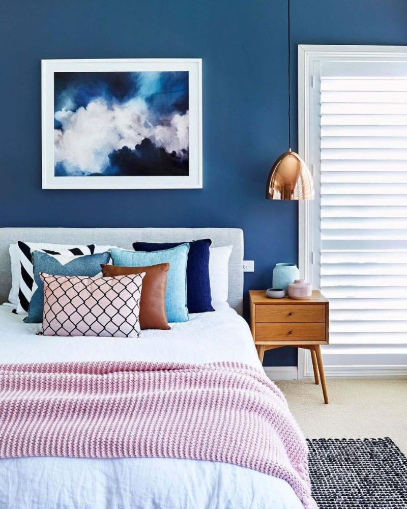 Bedroom Design Projects Inspired By Classic Blue Pantone Color Of 2020 classic blue Bedroom Design Projects Inspired By Classic Blue Pantone Color Of 2020 Bedroom Design Projects Inspired By Classic Blue Pantone Color Of 2020 2