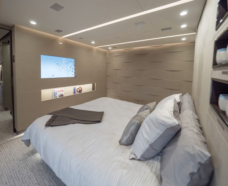 Get Impressed By These Five Luxury Bedrooms Inside Private Jets luxury bedrooms Get Impressed By These Five Luxury Bedrooms Inside Private Jets Boeing 787 8 BBJ 2