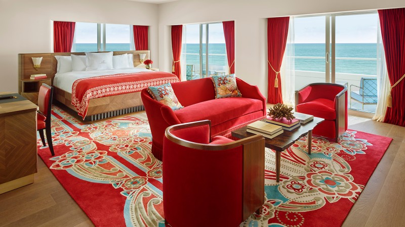 Where To Stay in Miami: The Best Luxury Hotel's Modern Bedrooms modern bedrooms Where To Stay in Miami: The Best Luxury Hotel's Modern Bedrooms Faena Miami Beach