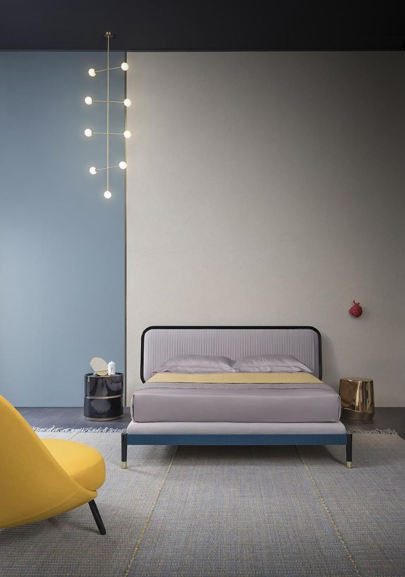 Fall In Love With Amante Bed: A Modern Creation By Cristina Celestino cristina celestino Fall In Love With Amante Bed: A Modern Creation By Cristina Celestino Fall In Love With Amante Bed A Modern Creation By Cristina Celestino 4