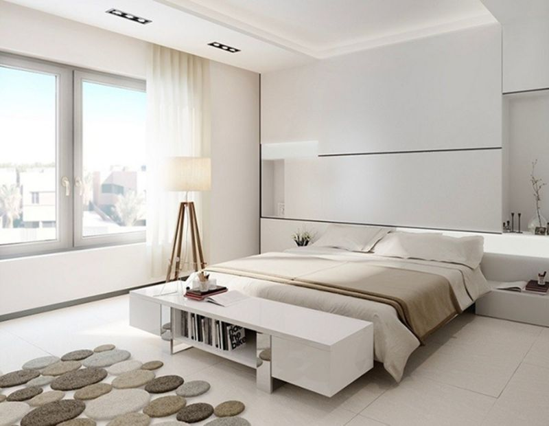 Contemporary Bedroom Design Trends To Follow In 2020 contemporary bedroom Contemporary Bedroom Design Trends To Follow In 2020 Minimalist style 2