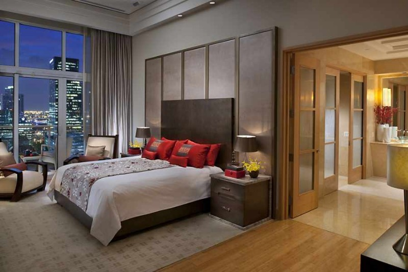 Where To Stay in Miami: The Best Luxury Hotel's Modern Bedrooms modern bedrooms Where To Stay in Miami: The Best Luxury Hotel's Modern Bedrooms Oriental Suite in Mandarin Oriental Miami