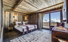 contemporary bedrooms Contemporary Bedrooms Inside French Alps Luxury Hotels featured 1 240x150
