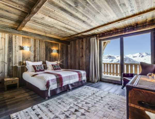 contemporary bedrooms Contemporary Bedrooms Inside French Alps Luxury Hotels featured 1 600x460