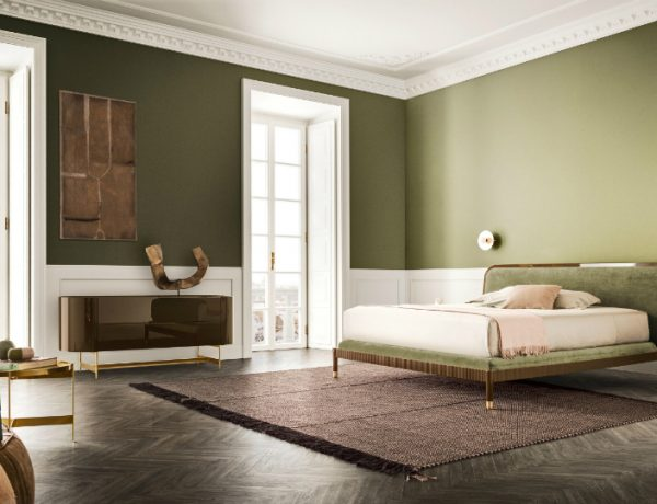 cristina celestino Fall In Love With Amante Bed: A Modern Creation By Cristina Celestino featured 12 600x460
