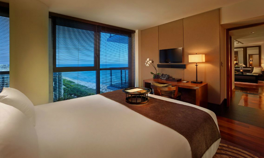 modern bedrooms Where To Stay in Miami: The Best Luxury Hotel's Modern Bedrooms featured 2