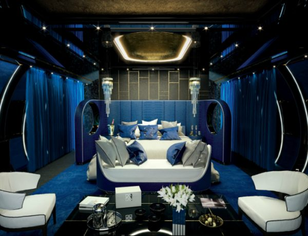 luxury bedrooms Get Impressed By These Five Luxury Bedrooms Inside Private Jets featured 3 600x460