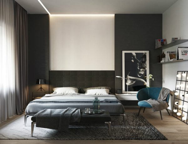 contemporary bedroom Contemporary Bedroom Design Trends To Follow In 2020 featured 7 600x460