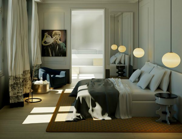 charles zana Striking And Sumptuous Bedroom Design Projects By Charles Zana featured 8 600x460
