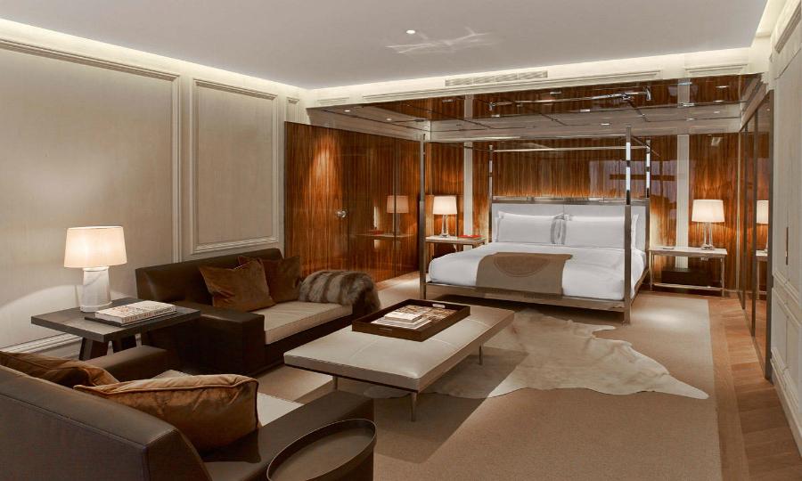 gilles et boissier Astonishing Bedroom Design Projects Created By Gilles et Boissier featured