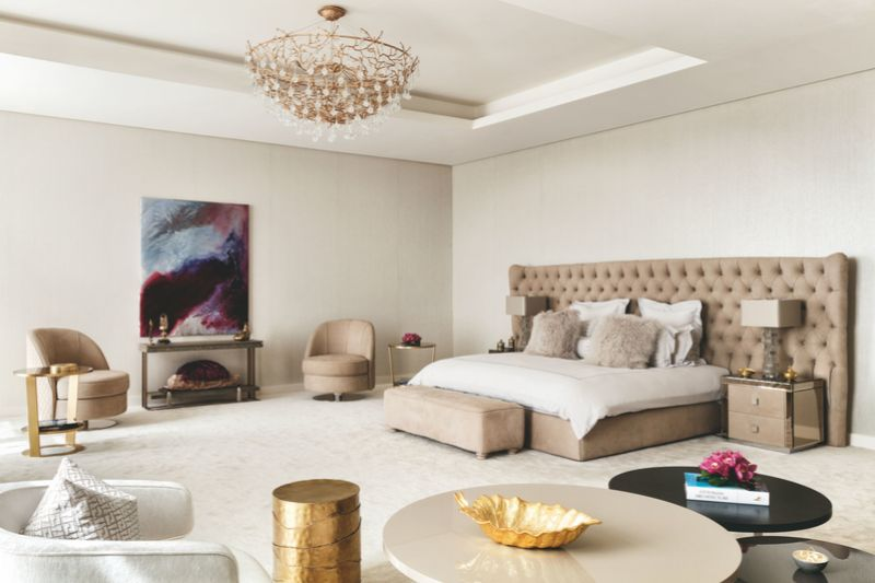 Fall In Love With These Luxury Bedrooms From Across The Middle East luxury bedrooms Fall In Love With These Luxury Bedrooms From Across The Middle East 6 1