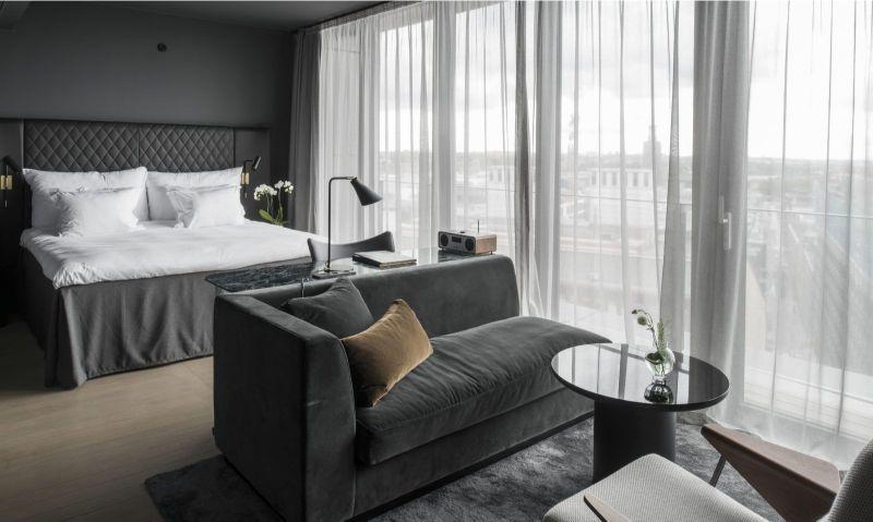 Inside The Contemporary Bedrooms In The Most Brutalist Hotels contemporary bedrooms Inside The Contemporary Bedrooms In The Most Brutalist Hotels At Six Stockholm Sweden 2