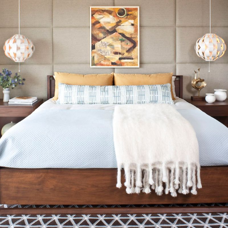 Eclectic And Supreme Bedroom Design Projects By Jeff Andrews