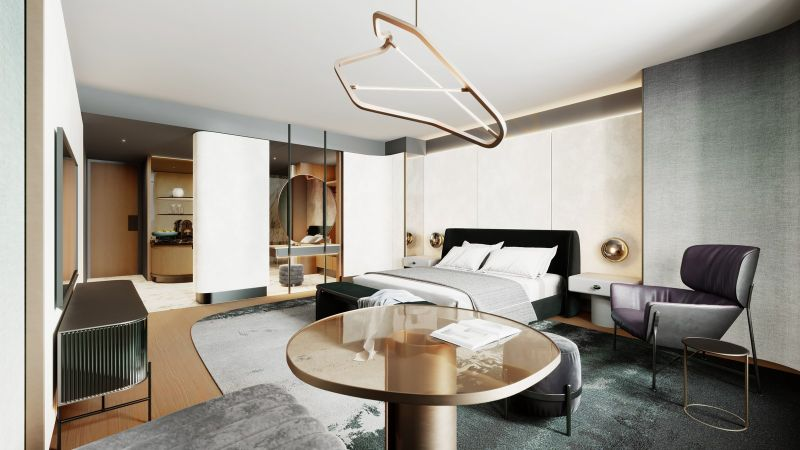 The Best Designed New Hotels Of 2020 Master Bedroom Ideas
