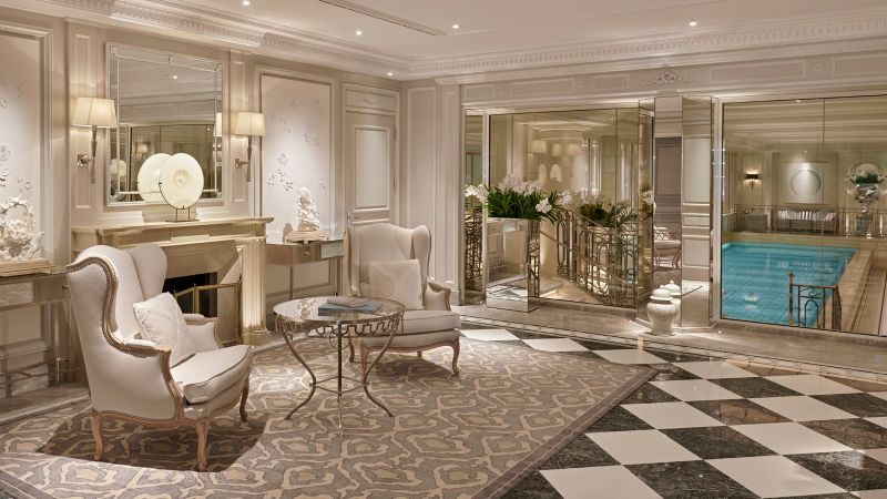 Maison et Objet 2020 Is Calling: Discover 10 Modern Hotels In Paris! modern hotels Maison et Objet 2020 Is Calling: Discover 10 Modern Hotels In Paris! Four Seasons Hotel George V Paris