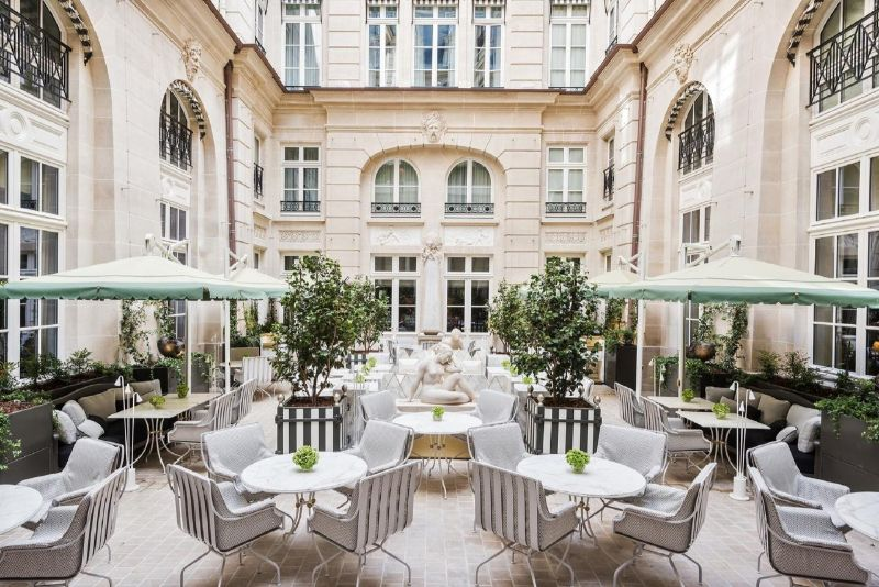 Maison et Objet 2020 Is Calling: Discover 10 Modern Hotels In Paris! modern hotels Maison et Objet 2020 Is Calling: Discover 10 Modern Hotels In Paris! Hotel de Crillon