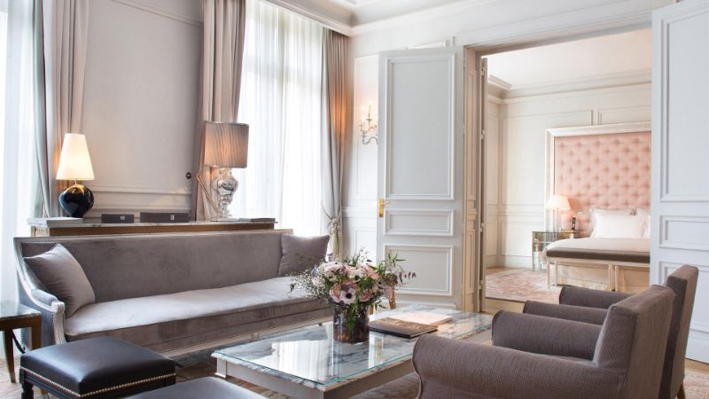 Maison et Objet 2020 Is Calling: Discover 10 Modern Hotels In Paris! modern hotels Maison et Objet 2020 Is Calling: Discover 10 Modern Hotels In Paris! Le Royal Monceau Raffles Paris