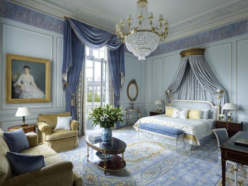 Contemporary Bedroom Design Projects By French Top Interior Designers french top interior designers Midnight In Paris: Bedroom Interiors By French Top Interior Designers Pierre Yves Rochon 2