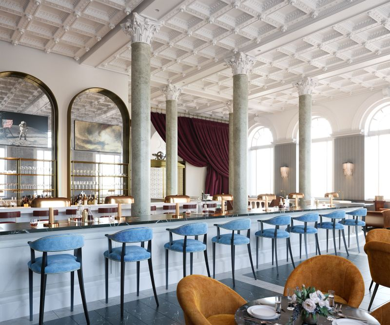 best-designed new hotels The Best-Designed New Hotels Of 2020 Riggs Washington DC
