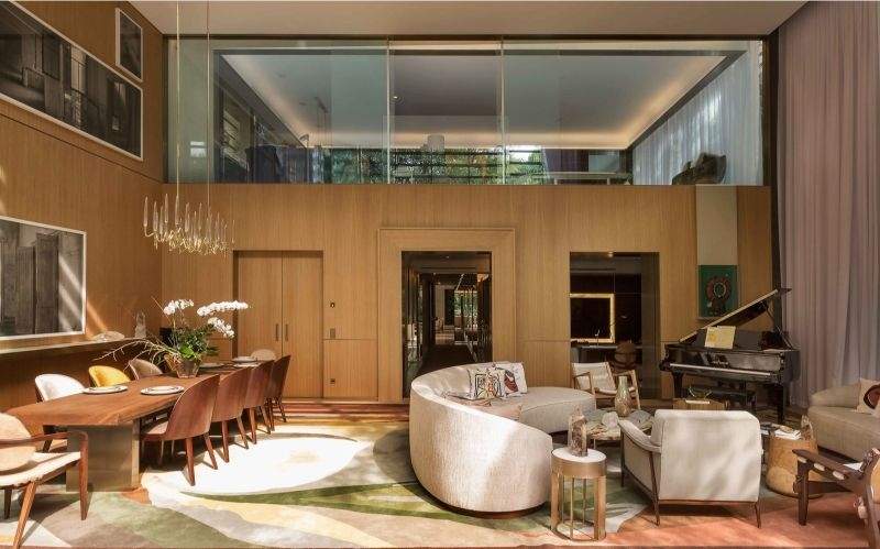 best-designed new hotels The Best-Designed New Hotels Of 2020 Rosewood S  o Paulo Brazil