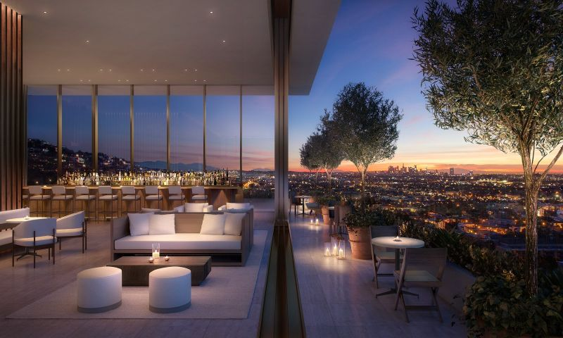 best-designed new hotels The Best-Designed New Hotels Of 2020 The West Hollywood Edition California