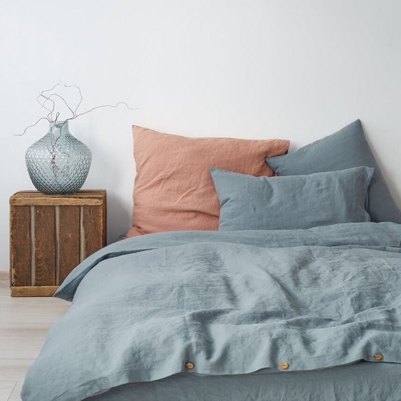 Maison et Objet 2020: Take A Look At The Bedroom Design Trends maison et objet 2020 Maison et Objet 2020: Take A Look At The Bedroom Design Trends blue fog bed set linen tales