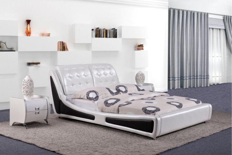 Curved Shapes - Design Trend 2020: Here Are 10 Curved Modern Beds curved modern beds Curved Shapes – Design Trend 2020: Here Are 10 Curved Modern Beds bosworth upholstered platform bed