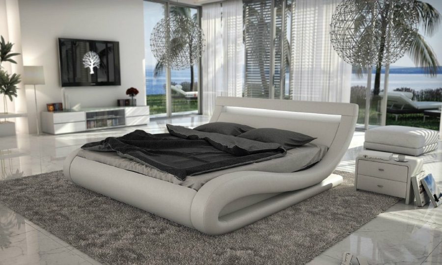curved modern beds Curved Shapes – Design Trend 2020: Here Are 10 Curved Modern Beds featured 10