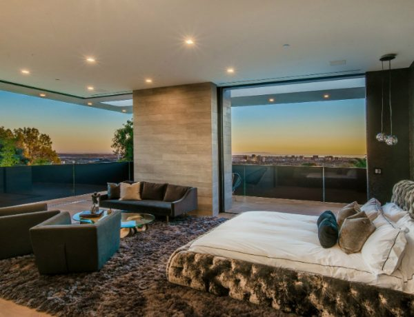 luxury bedroom 10 Luxury Bedroom Design Projects For A Luxury Home featured 9 600x460