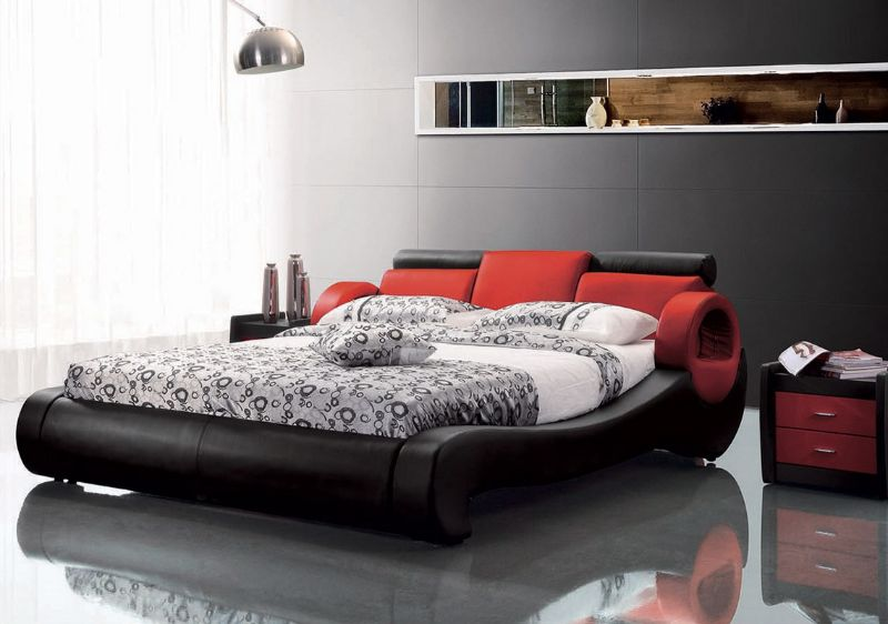 Curved Shapes - Design Trend 2020: Here Are 10 Curved Modern Beds curved modern beds Curved Shapes – Design Trend 2020: Here Are 10 Curved Modern Beds vgflbl9026