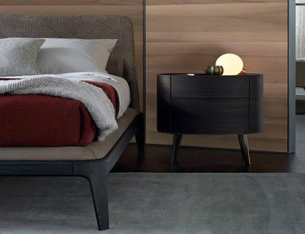 modern nightstands 10 Modern Nightstands For A Unique Bedroom Interior Design 10 Modern Nightstands For A Unique Bedroom Interior Design 1 600x460