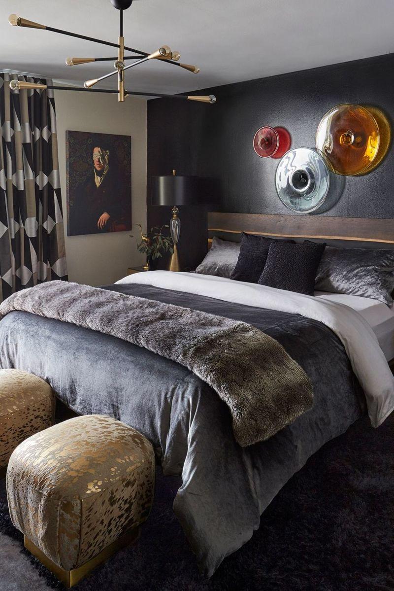 Dark Meets Modernity: 10 Contemporary Bedroom Designs To Inspire You contemporary bedroom Dark Meets Modernity: 10 Contemporary Bedroom Designs To Inspire You 10