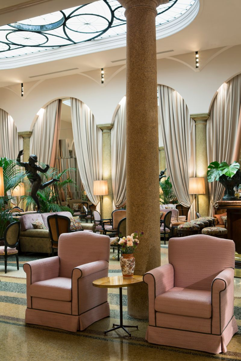 Contemporary Touches By Dimore Studio Inside Grand Hotel Et De Milan dimore studio Contemporary Touches By Dimore Studio Inside Grand Hotel Et De Milan Contemporary Touches By Dimore Studio Inside Grand Hotel Et De Milan 10