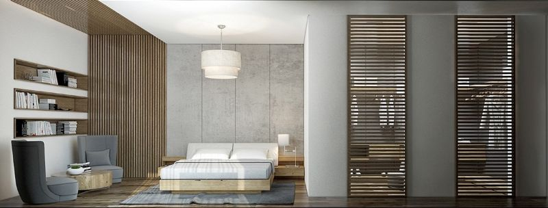 Modern Design Ideas: 10 Contemporary Bedrooms With Attached Wardrobes contemporary bedrooms Modern Design Ideas: 10 Contemporary Bedrooms With Attached Wardrobes Modern Design Ideas 10 Contemporary Bedrooms With Attached Wardrobes 3