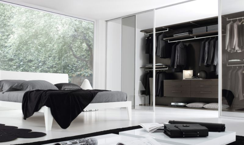 Modern Design Ideas: 10 Contemporary Bedrooms With Attached Wardrobes contemporary bedrooms Modern Design Ideas: 10 Contemporary Bedrooms With Attached Wardrobes Modern Design Ideas 10 Contemporary Bedrooms With Attached Wardrobes 9